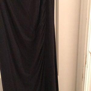 LOFT Dresses - Black knit dress